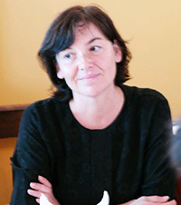 Annick Girardin, French Minister of State for Development and Francophony.