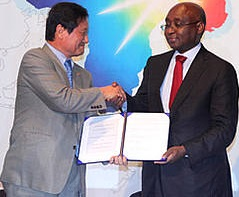 AfDB Participates in Ministerial Conference on Korea-Africa Economic Cooperation in Seoul (Courtesy of AfDB)