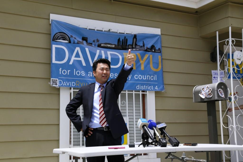 David Ryu (Korea Times)