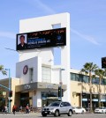 A billboard commemorating LAPD Officer Nicholas Lee is seen at the corner of Chandler Blvd. and Lankershim Blvd. in North Hollywood. (Korea Times)
