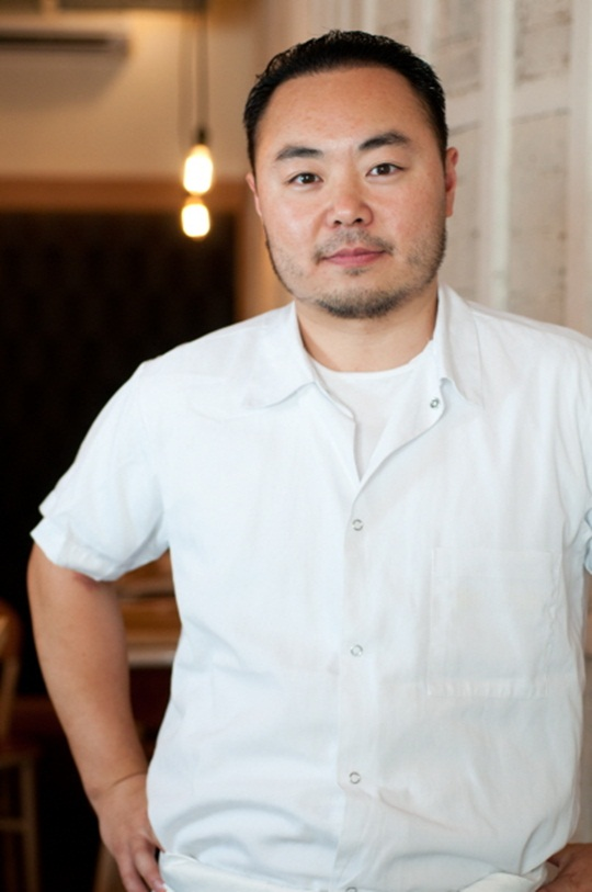 Chef Hooni Kim of NYC's Danji and Hanjan