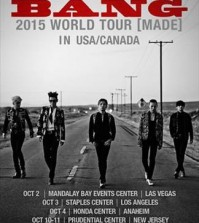 Big Bang 2015 North American tour