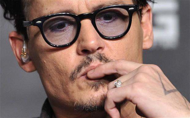 Johnny Depp (AP)