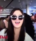(Screen capture of TMZ video of EXID Junghwa)