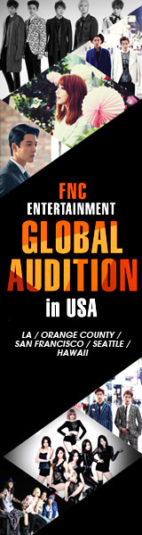 FNC ENTERTAINMENT GLOBAL AUDITION