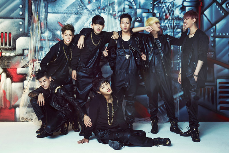 interview  a year after debut  got7 looks to the top  u2013 the