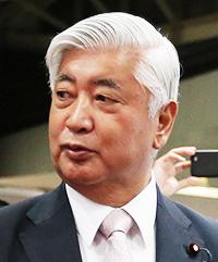 Japanese Defense Minister Gen Nakatani.