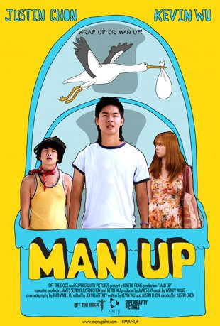 "Justin Chon's ""Man Up"""