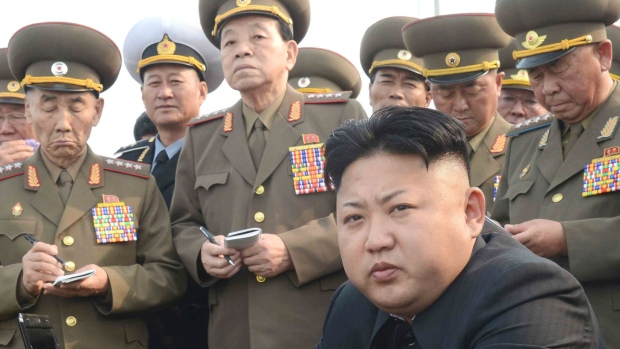 Kim Jong-un and his administration deny accusations of human rights violations from the United Nations. (Yonhap/KCNA)