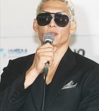 g.o.d's Park Joon-hyung (Yonhap)