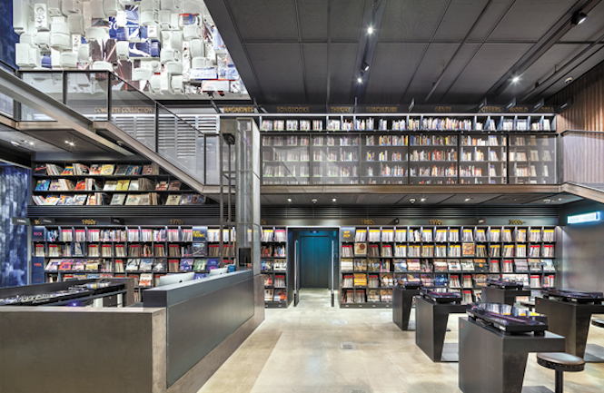 Fact Public Library Of 10 000 Vinyl Records Opens In S