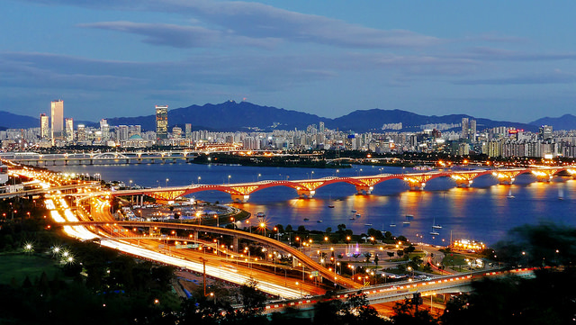 Seoul, South Korea (Courtesy of Travel Oriented via Flickr/Creative Commons)