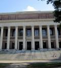 Widener Libary at Harvard University (Courtesy of Wally Gobetz via Flickr/Creative Commons)