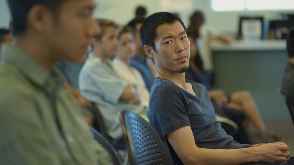 """Aaron Yoo in """"Everything Before Us"""" (Courtesy of Wong Fu Productions)"""
