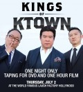 """Kings of Ktown"" comedians Danny Cho, Walter Hong and PK will perform a one-hour special at the Laugh Factory in Hollywood July 2."
