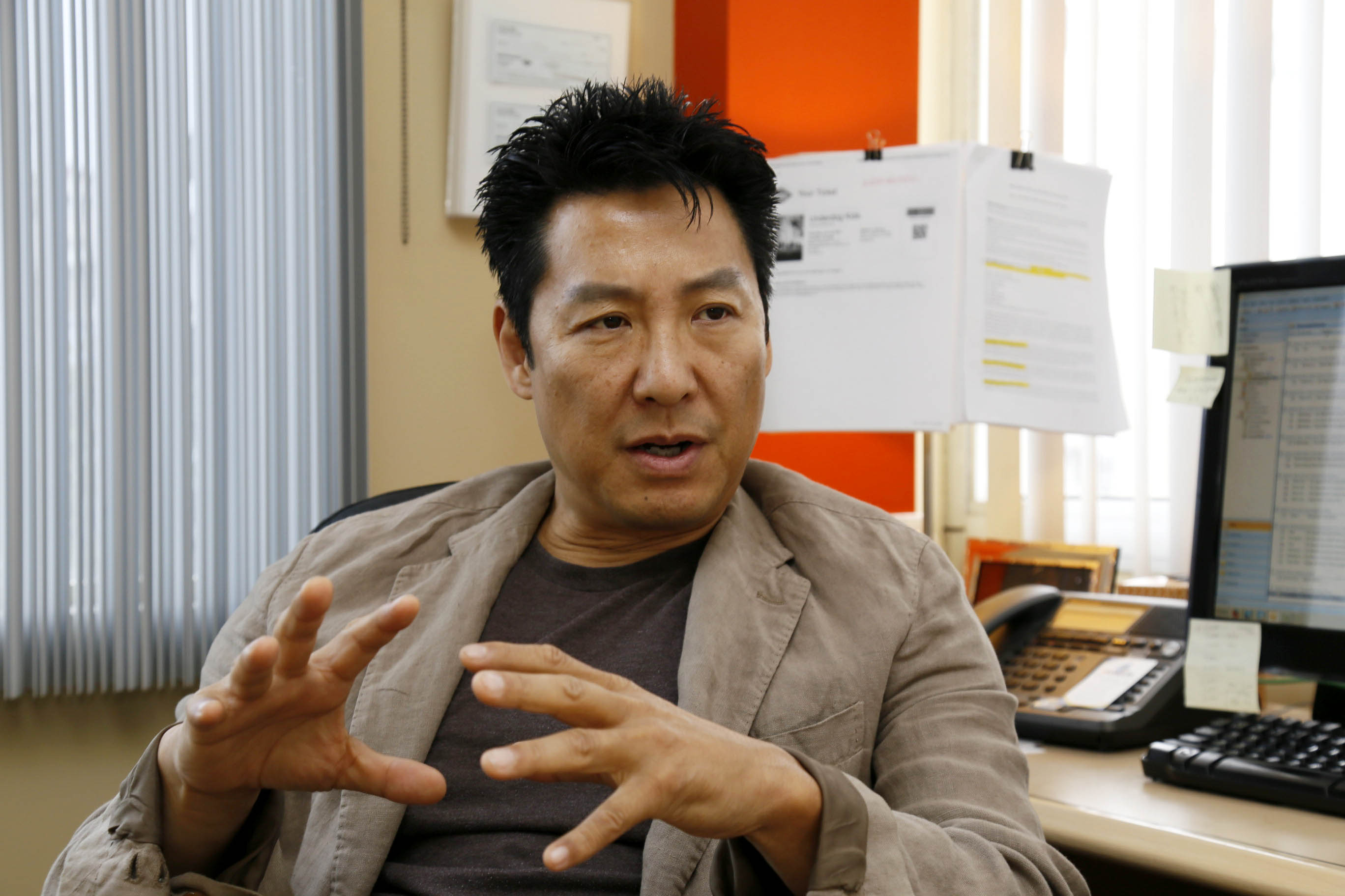 Best Of The Best Actor Phillip Rhee Is Back With