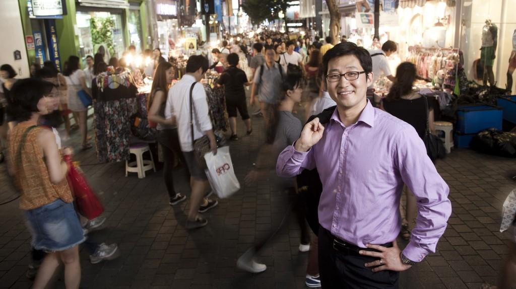 Coupang CEO Bom Kim (Forbes screen capture)