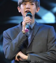 EXO's Chanyeol (Yonhap)