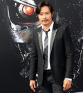 """Lee Byung-hun attended the Los Angeles premiere of """"Terminator Genisys"""" at Dolby Theatre Sunday."""