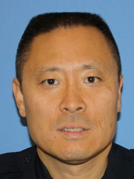 Police officer Sonny Kim, 48, of the Cincinnati Police Department (Courtesy of the CPD)