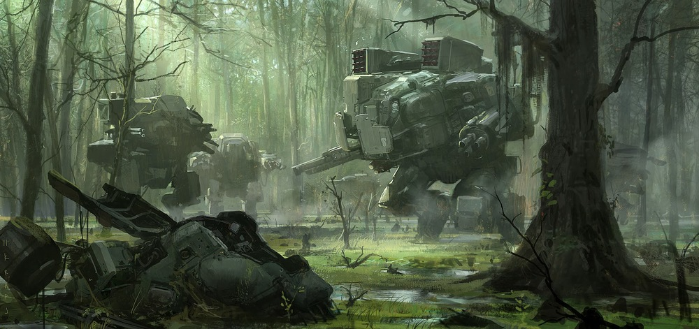 "Park played a vital role for the design in 2012 video game ""Hawken,"" which went on to win 12 awards at the annual Electronic Entertainment Expo (E3)."