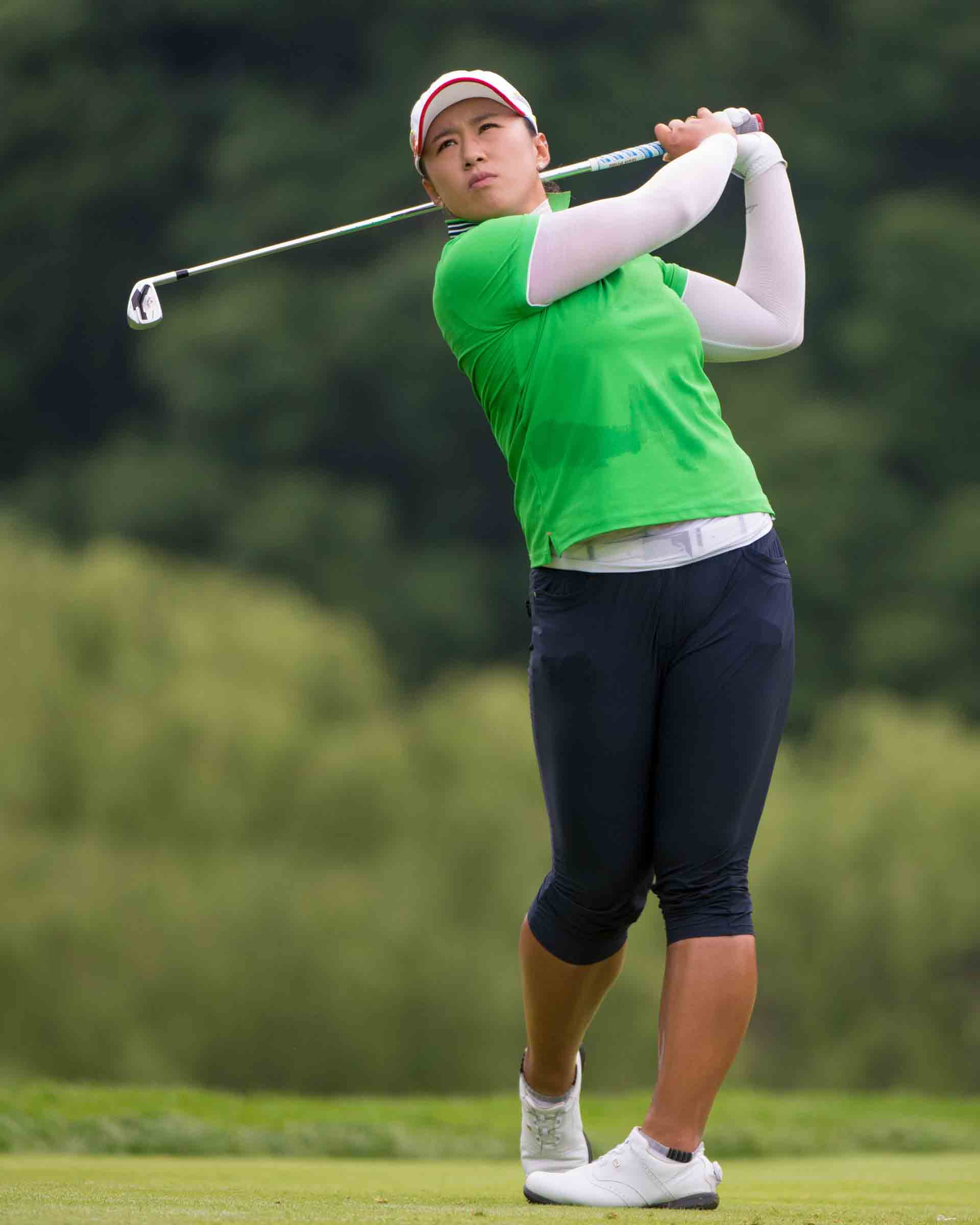 Choi Na Yeon Amy Yang Lead S Koreans At Us Womens Open Play