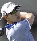 Bae Sang-moon of South Korea (AP Photo/Jay LaPrete)