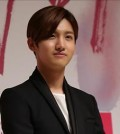TVXQ Changmin (Korea Times file)