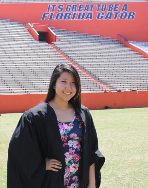 Isabel Won is a second-year pharmacy student at the University of Florida, where she also completed her undergraduate studies in psychology in 2014.