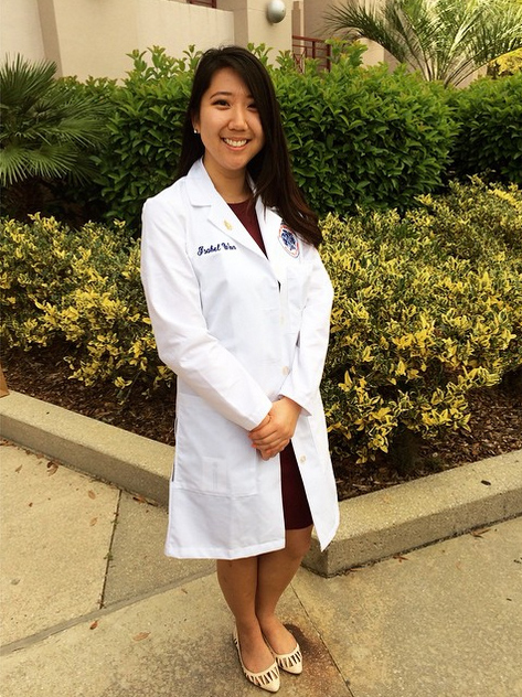 Isabel Won is a second-year pharmacy student at the University of Florida College of Pharmacy, where she also completed her undergraduate studies in psychology in 2014.