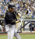 kang jung-ho batting
