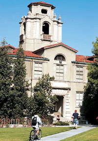 Mason Hall at Pomona College. (Korea Times file)