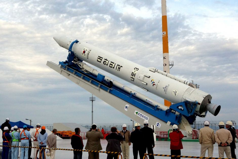 S. Korea To Begin 2nd Stage Of Space Rocket Development