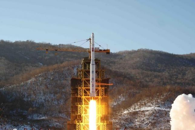 N. Korea's 'satellite' is not working