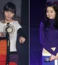 Sunye, left, and Sohee. (Yonhap)