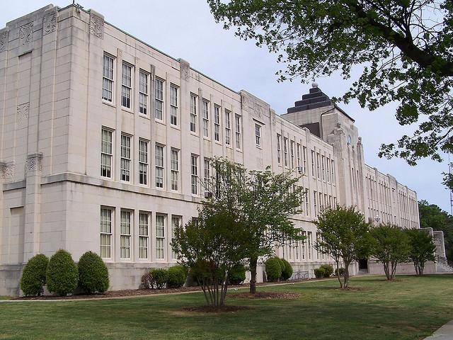 Thomas Jefferson High School in Alexandria, Va. (Courtesy of Jim via Flickr/Creative Commons)
