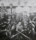 A 1920s Korean youth baseball team (Korea Times)