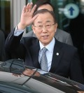 UN Secretary-General Ban Ki-moon (Yonhap)