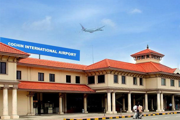 (Courtesy of Cochin International Airport Limited)