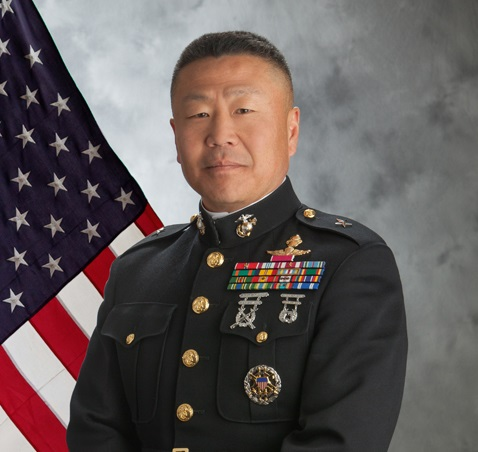 korean american appointed commanding general of us marine