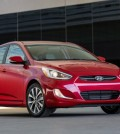 2015 Hyundai Accent (PRNewsFoto/Hyundai Motor America via AP)