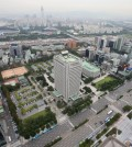 Hyundai beat out Samsung in 2014 for the old KEPCO headquarters for 10.5 trillion won. (US$800 million). (Yonhap)