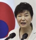 South Korean President Park Geun-hye (Cheon Jin-hwan/Newsis)