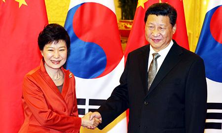South Korean President Park Geun Hye Will Hold Three Way Talks With U S