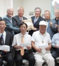 Members of Korean American Senior Citizens