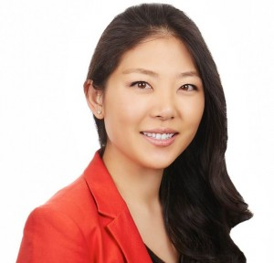 Elizabeth Han Wang graduated from Cornell University's School of Hotel Administration.