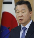Spokesman for the Unification Ministry Jeong Joon-hee (Yonhap)