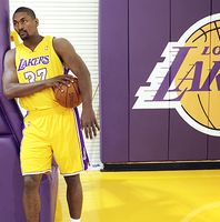 Metta World Peace, Lakers