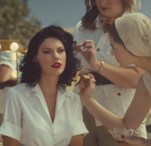 """A screenshot from Taylor Swift's latest music video for """"Wildest Dreams"""" directed by Korean American Joseph Kahn (YouTube)"""