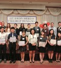 The Korean American Scholarship Foundation awarded 50 college students $2,000 each inside Oxford Palace Hotel in Koreatown, Los Angeles, Sunday.